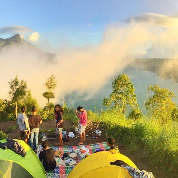 Sari Hill, Songan, Kintamani, Bali
