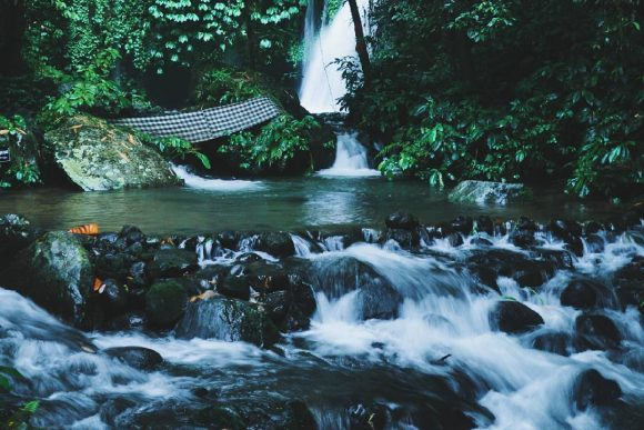 Air terjun Yeh Ho, Jatiluwih, Tabanan, Bali