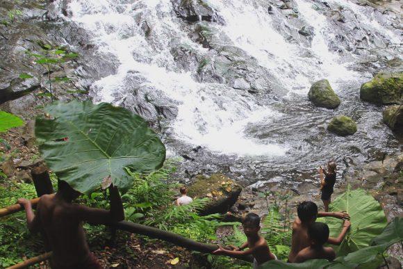 Air Terjun Tibumana Bangli