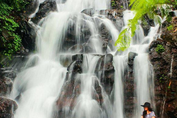 Air Terjun Jembong Desa Ambengan Buleleng