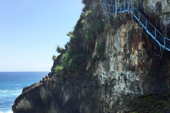 Air Terjun Guyangan Nusa Penida