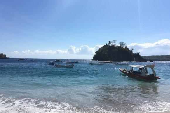 Pantai Penida (Crystal Bay)