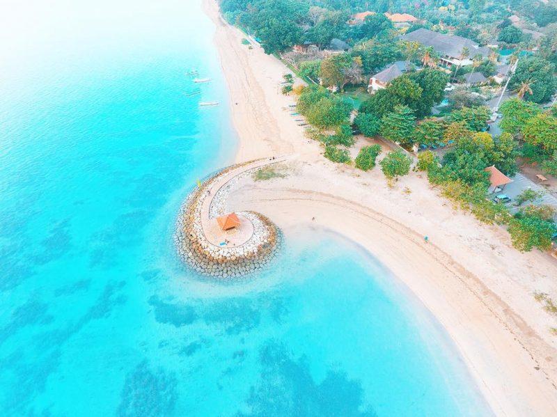 Pantai Sanur, Bali