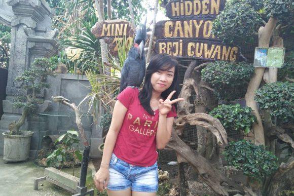 Hidden Canyon Guwang