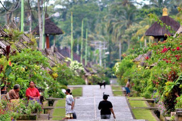 Desa Penglipuran Bangli Punapi Bali