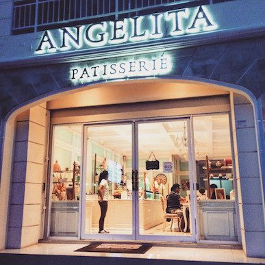 Angelita Tea Salon and Patisserie, Seminyak