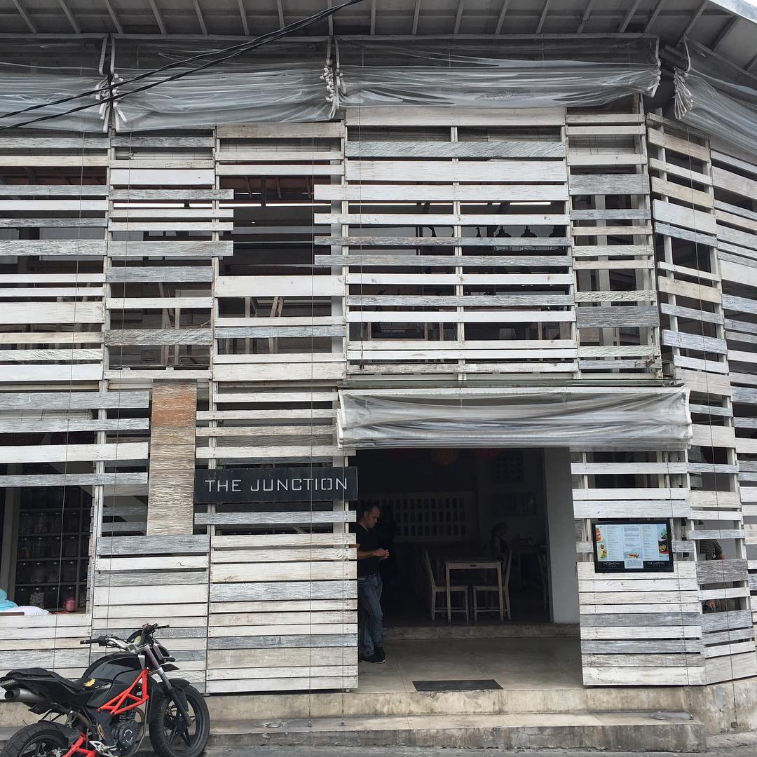 The Junction Restaurant, seminyak