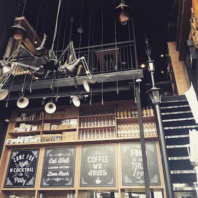 Coffee Library, Seminyak