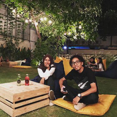 The nIght Market & co-working, Denpasar