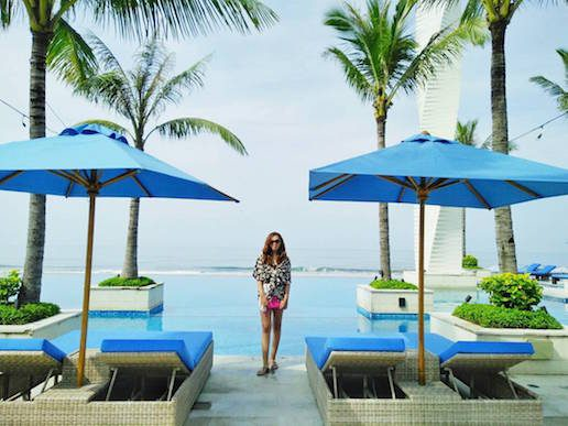 Vue Beach Club, Canggu
