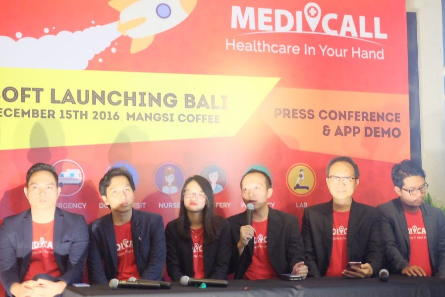 Medicall Soft Launching