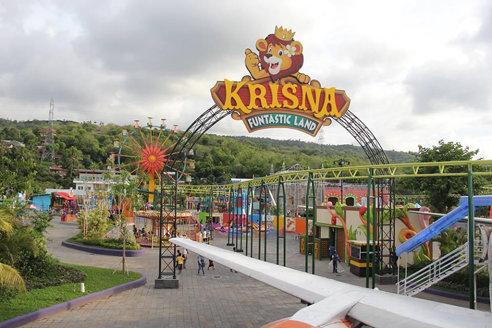 Krisna Funtastic Land