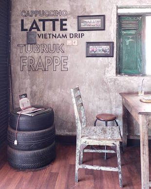 Espress Coffee House, Legian