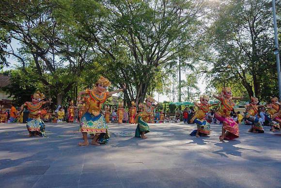 Lapangan Puputan Badung,Denpasar