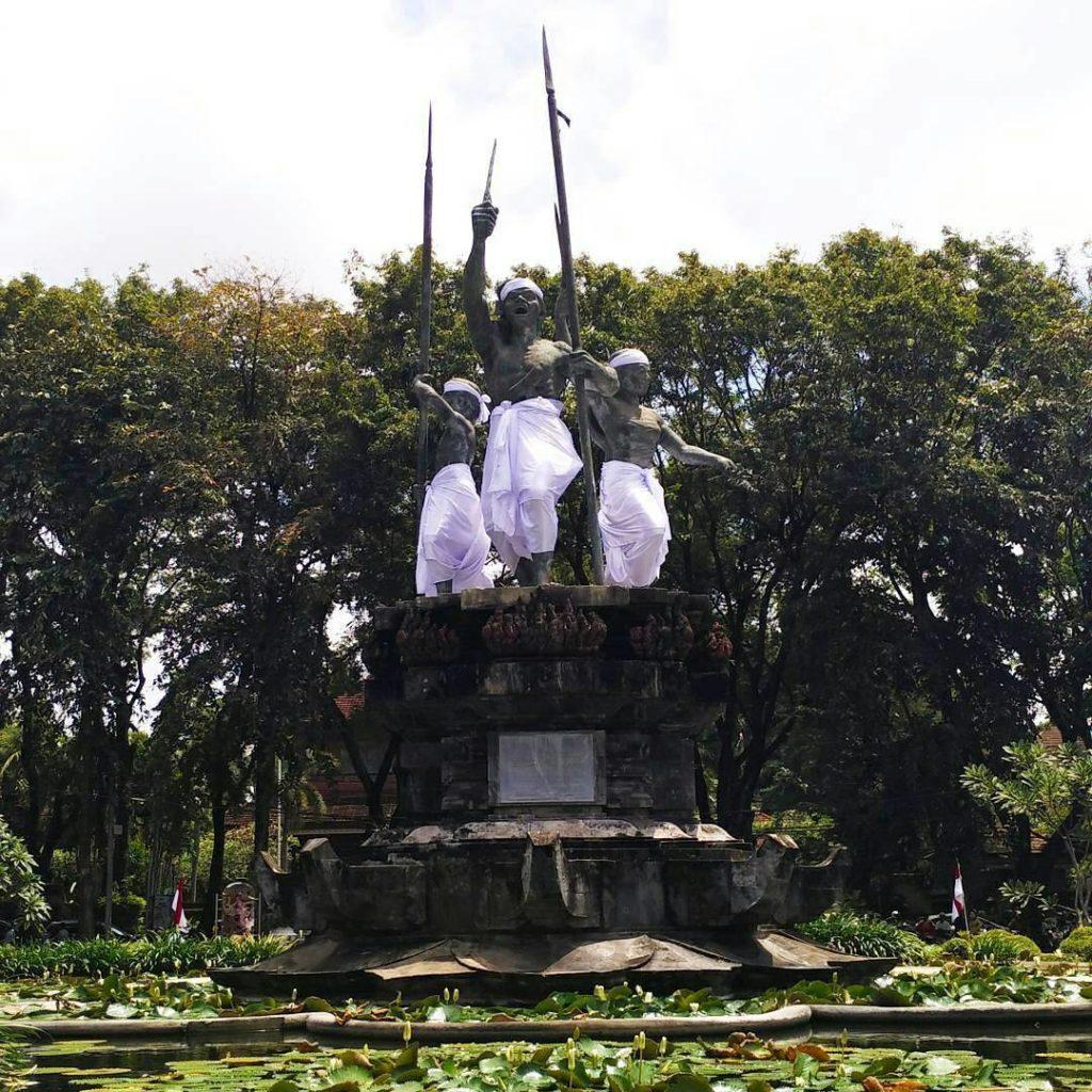 Puputan Badung, Denpasar